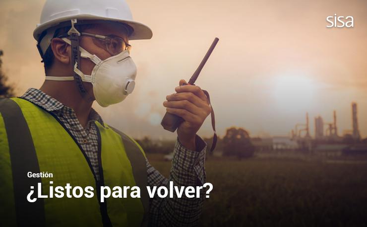 Protocolos de seguridad e higiene de Field Services