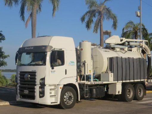 Aguas de Corrientes – Centro de Operaciones