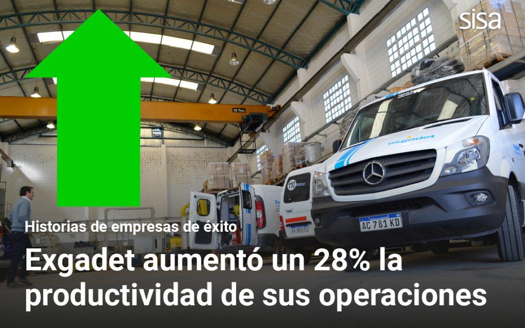 Cómo hizo Exgadet para aumentar un 28% la productividad de sus operaciones en campo